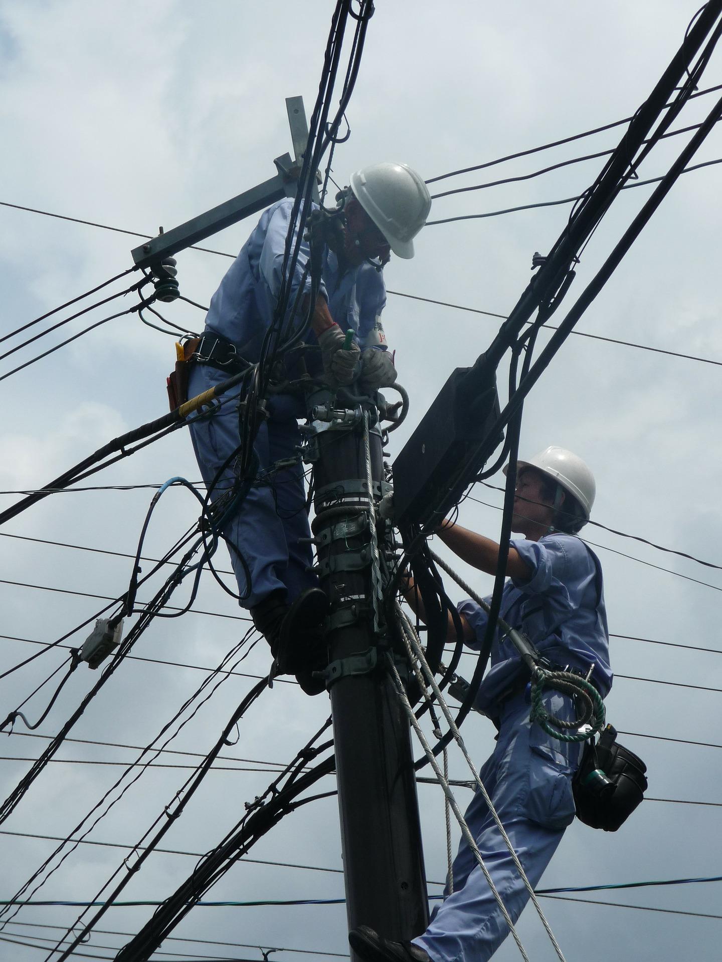 elektryk praca niemcy